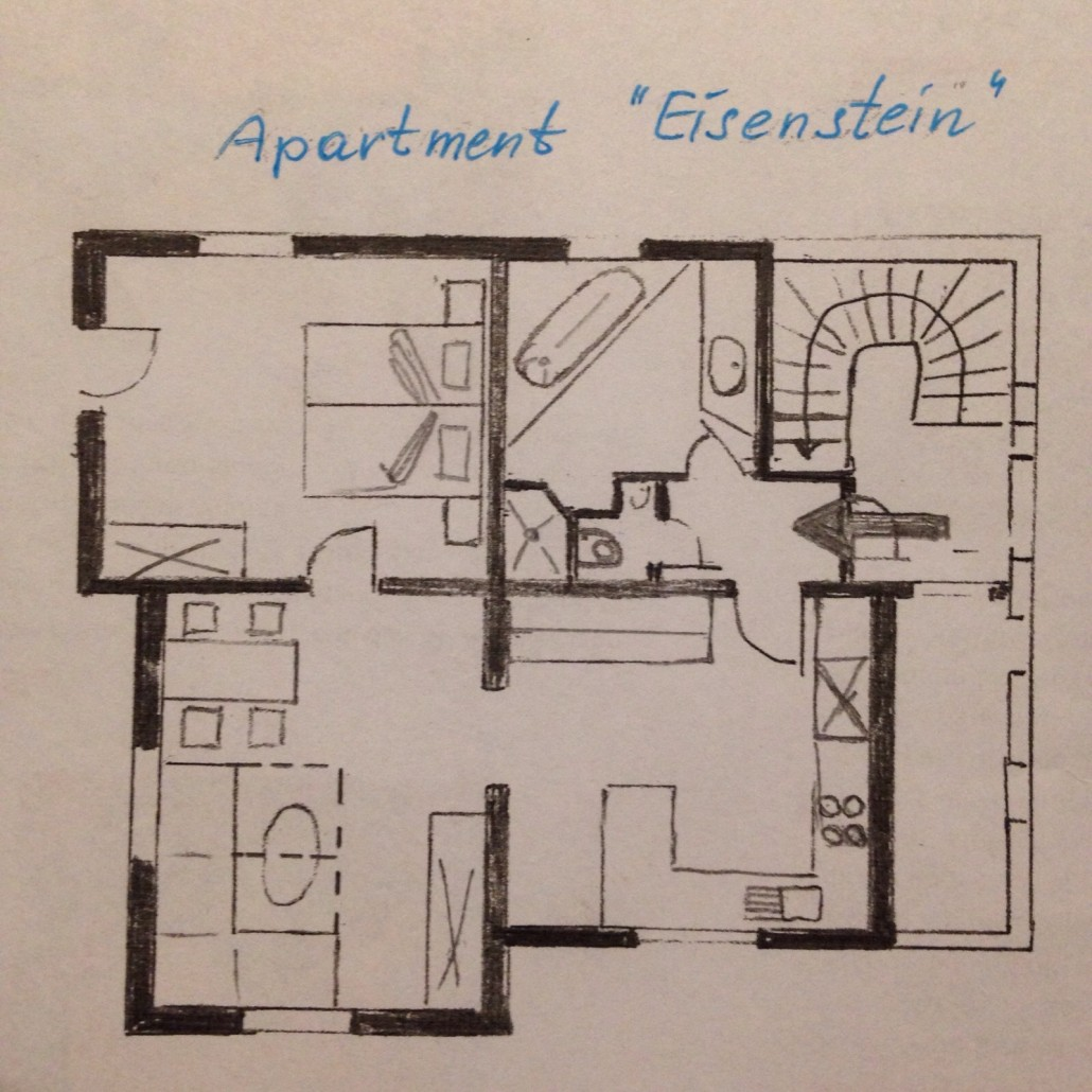 Apartment Eisenstein Plan