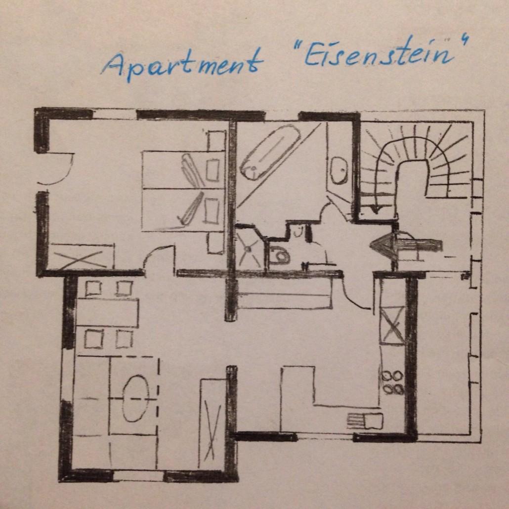 Apartment Eisenstein Plan